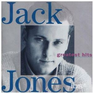CD Greatest Hits di Jack Jones