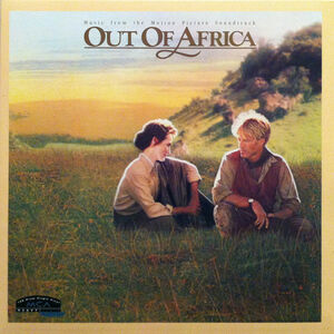 Vinile Out of Africa (Colonna Sonora)