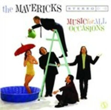 Music for All Occasions - CD Audio di Mavericks