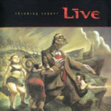 Throwing Copper - CD Audio di Live