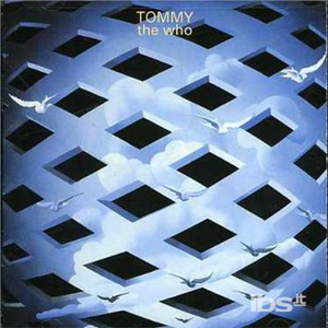 CD Tommy di Who
