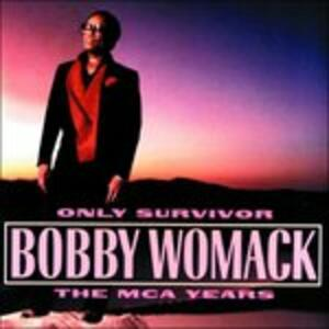 Only Survivor - CD Audio di Bobby Womack