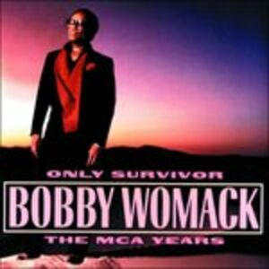 CD Only Survivor di Bobby Womack