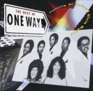 CD Best of di One Way