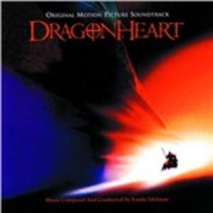 CD Dragonheart (Colonna Sonora) di Randy Edelman