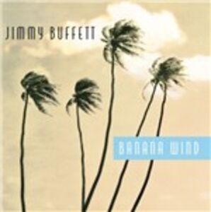 CD Banana Wind di Jimmy Buffett