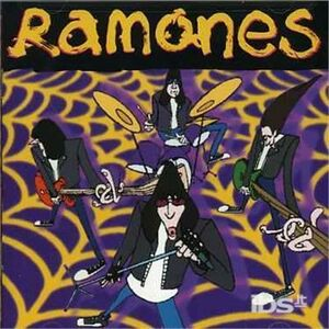 CD Greatest Hits Live di Ramones