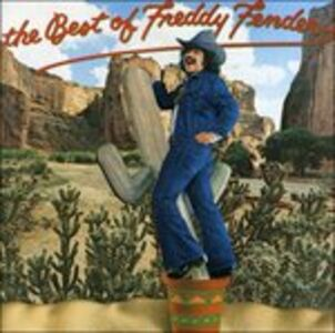CD Best of Mca di Freddy Fender