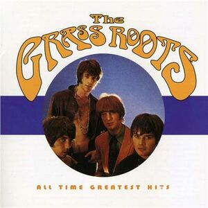 CD All Time Greatest Hits di Grass Roots