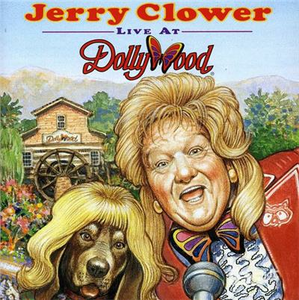 CD Live at Dollywood di Jerry Clower