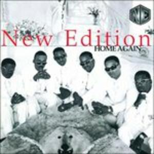 Home Again - CD Audio di New Edition