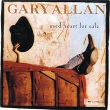 Used Heart for Sale - CD Audio di Gary Allan
