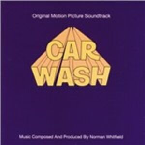 Foto Cover di Car Wash, CD di  prodotto da Mca