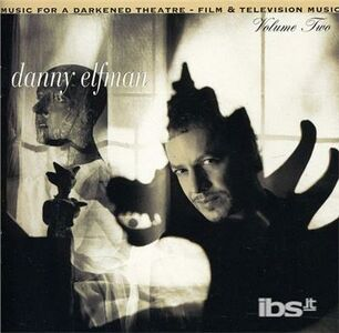 CD Music for Darken vol.2 (Colonna Sonora) di Danny Elfman