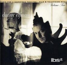 Music for Darken vol.2 (Colonna sonora) - CD Audio di Danny Elfman