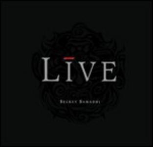 CD Secret Samadhi di Live