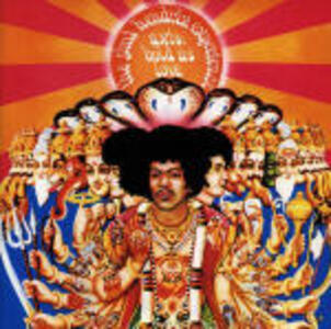 Axis: Bold as Love - CD Audio di Jimi Hendrix