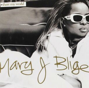 Foto Cover di Share my World, CD di Mary J. Blige, prodotto da MCA