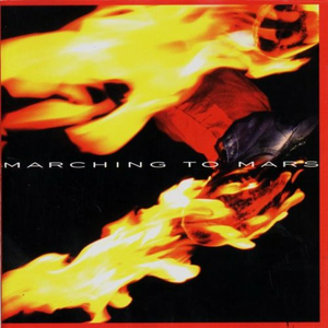CD Marching to Mars di Sammy Hagar
