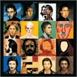 CD Face Dances di Who