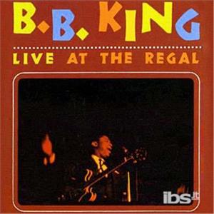 Vinile Live at the Regal B.B. King