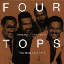 Keeper of the Castle: Their Best - CD Audio di Four Tops