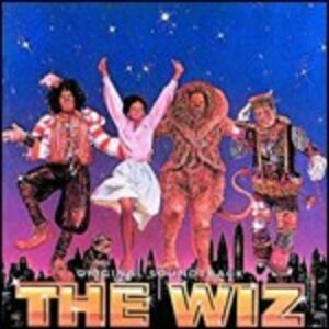 CD The Wiz (Colonna Sonora)