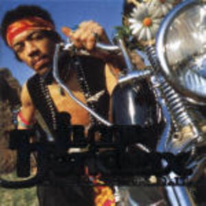 CD South Saturn Delta di Jimi Hendrix
