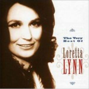 CD Very Best of di Loretta Lynn
