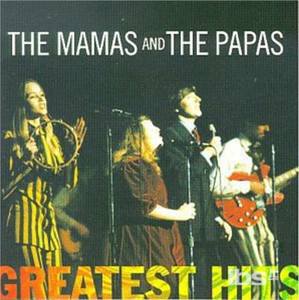 CD Greatest Hits di Mamas and the Papas