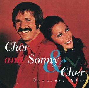 CD Greatest Hits Cher , Sonny Bono