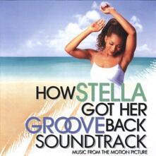 How Stella Got Her Groove Back - CD Audio