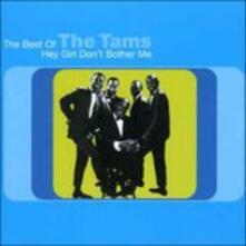 Hey Girl, Don't Cry - CD Audio di Tams