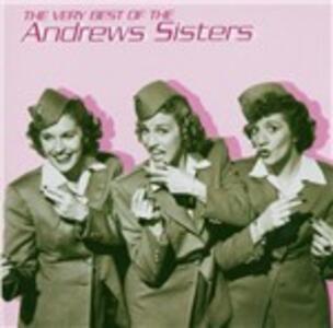 Very Best of - CD Audio di Andrews Sisters