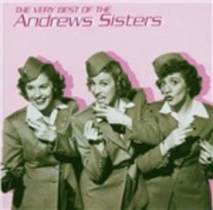 CD Very Best of di Andrews Sisters