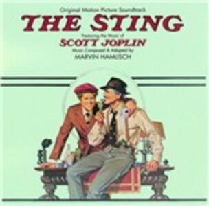 La Stangata (The Sting) (Colonna Sonora) - CD Audio di Scott Joplin,Marvin Hamlisch