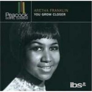 CD You Grow Closer di Aretha Franklin