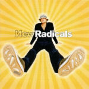 Foto Cover di Maybe You've Been Brainwashed, CD di New Radicals, prodotto da Mca