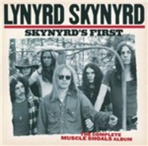 CD Skynyrd's First. The Complete Muscle Shoals Album di Lynyrd Skynyrd