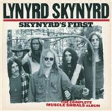 Skynyrd's First. The Complete Muscle Shoals Album - CD Audio di Lynyrd Skynyrd