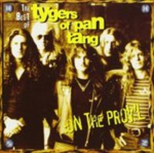 CD On the Prowl. Best of di Tygers of Pan Tang