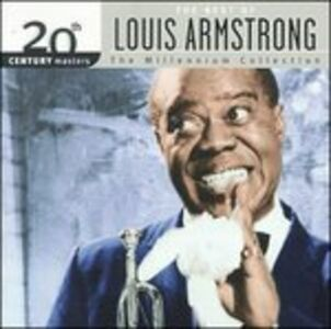 Foto Cover di 20th Century Masters, CD di Louis Armstrong, prodotto da Mca