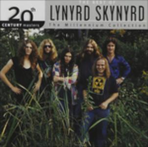 CD Best of. 20th Century di Lynyrd Skynyrd
