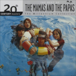 CD 20th Century Masters di Mamas and the Papas