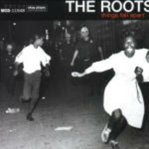 CD Things Fall Apart di Roots