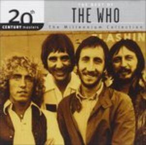 CD 20th Century Masters di Who
