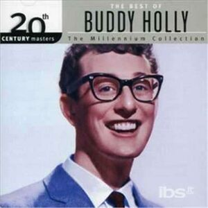 Foto Cover di 20th Century Masters, CD di Buddy Holly, prodotto da Universe Productiions