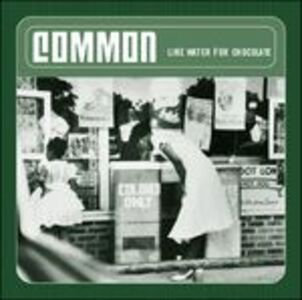 CD Like Water for Chocolate di Common