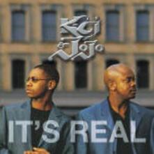 It's Real - CD Audio di K-Ci & Jojo
