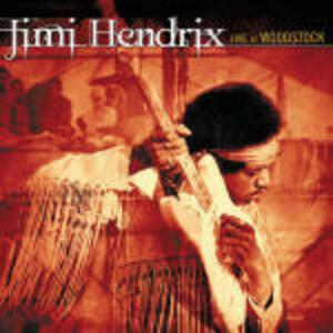 Live at Woodstock - CD Audio di Jimi Hendrix